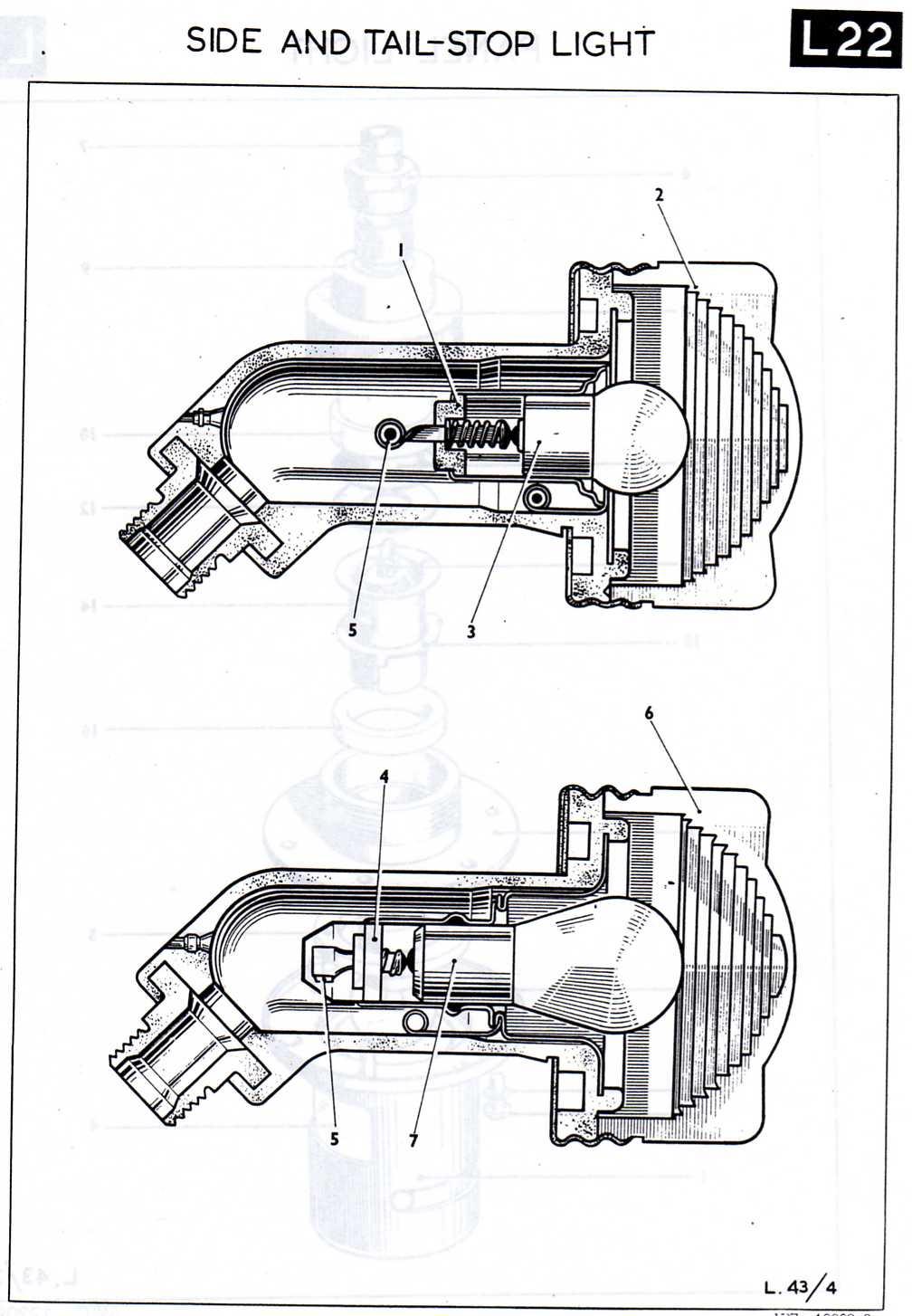 daimler ferret electrical equipment